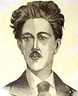 Dibujo de Manuel Acuña