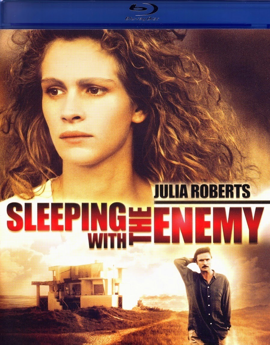 Sleeping with the Enemy (Released in 1991) - Starring Julia Roberts, Patrick Bergin and Kevin Anderson