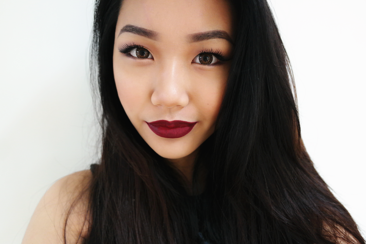 Review mac matte lipstick in 39 diva 39 with swatches and - Mac cosmetics lipstick diva ...