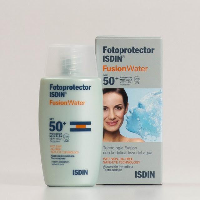 fotoprotector isdin fusion water farmacia barata
