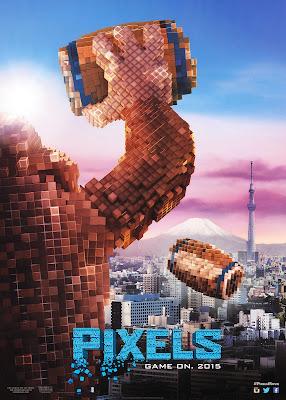 ตัวอย่างหนังใหม่ : Pixels (ซับไทย) poster 3