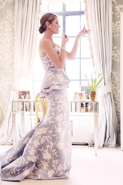 Fashion Inspiration - Stylish Space: Aerin Lauder