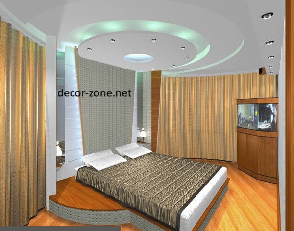false ceiling designs for bedroom - 20 ideas | Decor Zone