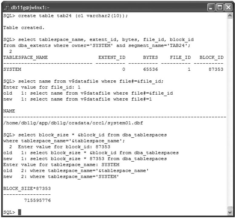 Oracle Certificación Blog 1Z-052: Capìtulo 2 - Explorando la ...