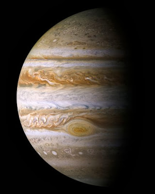 New model explains why Jupiter's mysterious Great Red Spot has not disappeared