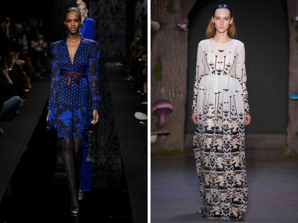 NYFW Top Trends, Fashion, Style, Bold Prints