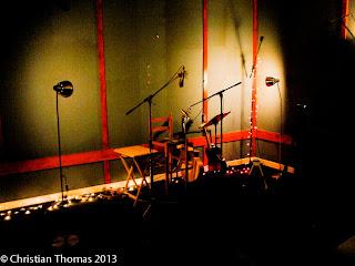 A Live Recording Setup