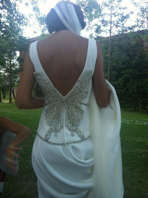 Vestido de novia Covadonga Plaza