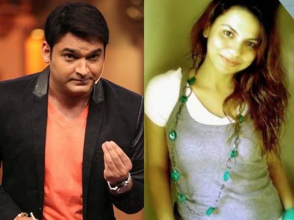 Simones Photo | Comedy Nights' Kapil Sharma Wife Photo ~ Speedy Postal