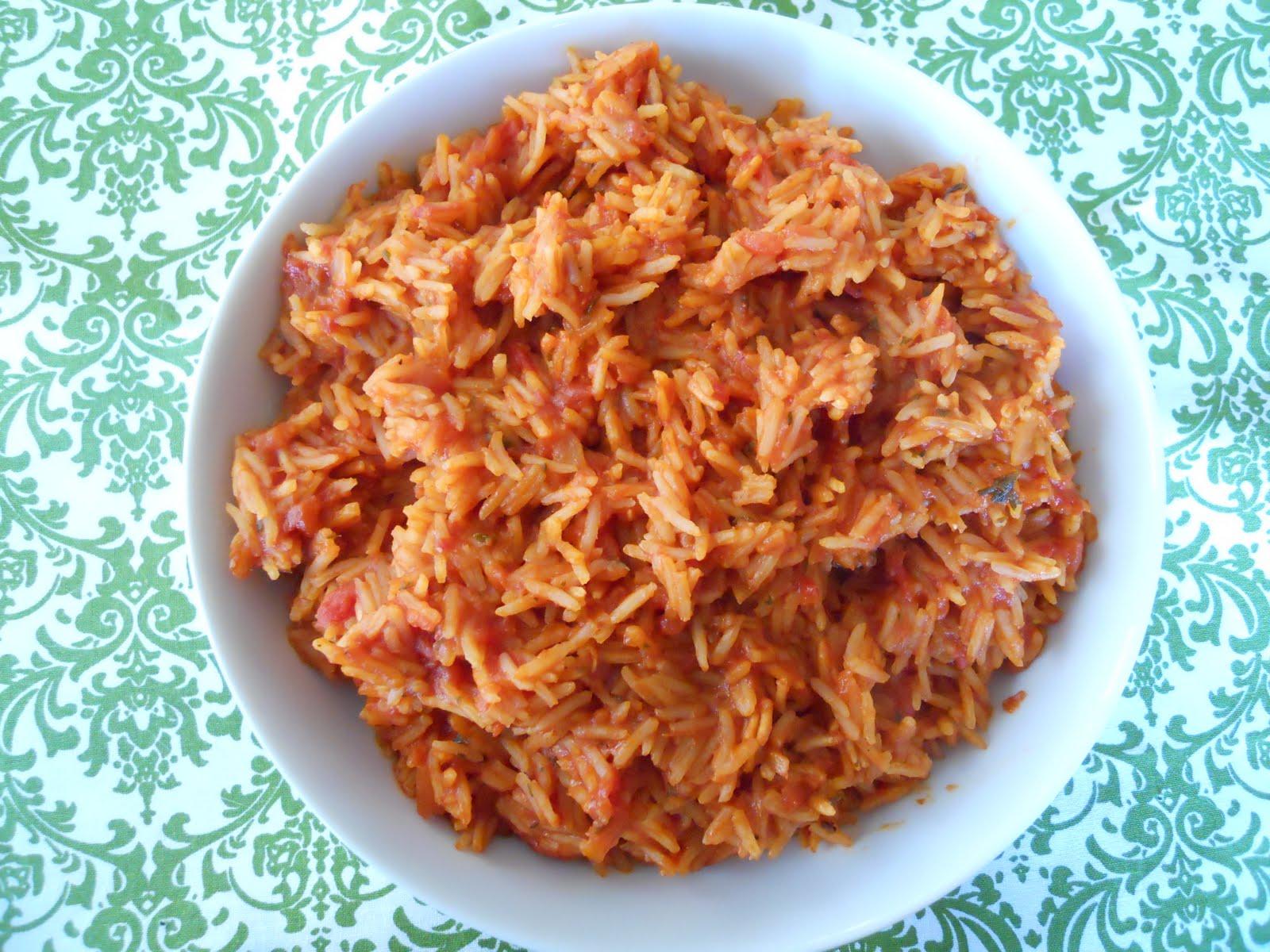 See Aimee Cook: Greek Tomato Pilaf (Domatorizo)
