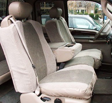 OEM seat covers image