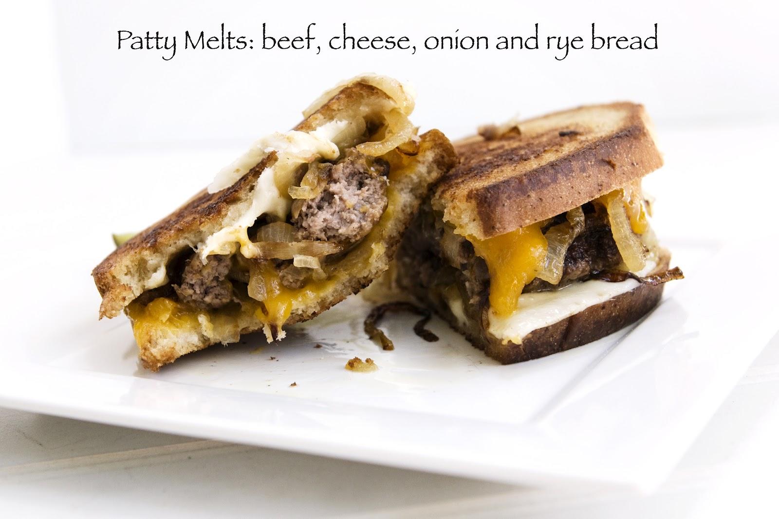 Simply Gourmet: 168. Patty Melt Sandwiches