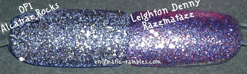 swatch-OPI-Alcatraz-Rocks-Textured-Polish-dupe-similar-leighton-denny-razzmatazz