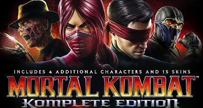 Mortal Kombat Komplete Edition Full PC Game Free Download