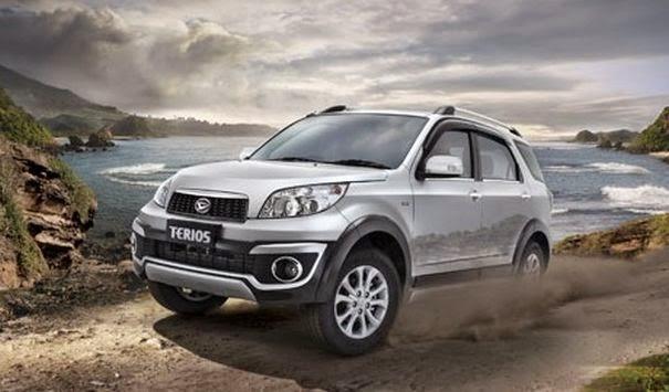Perbedaan Mobil Toyota Rush Dengan Daihatsu Terios