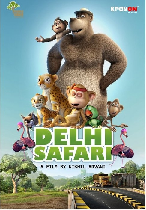 Delhi Safari Movie Review