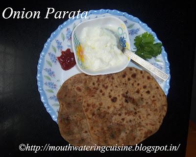 Onion Parata