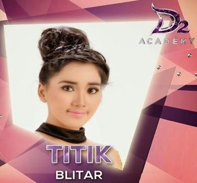 Semua lagu yang dinyanyikan Titik Blitar di D'Academy 2 lengkap