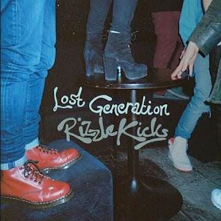 Rizzle Kicks - The new Single Lost Generation