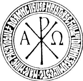 monograma iisus hristos sigla ascor