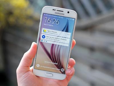 تخفيض جديد على هاتف galaxy s6 في أمريكا
