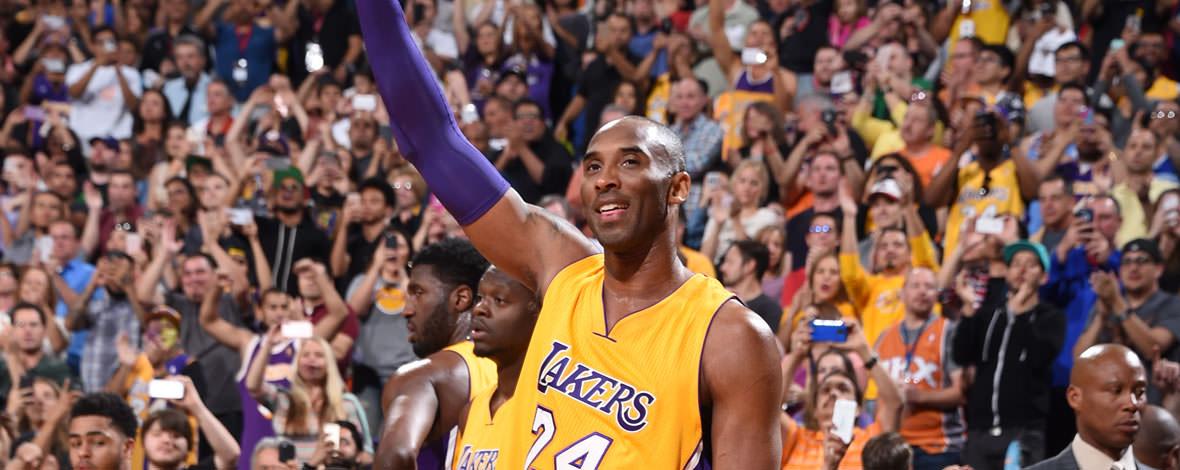 Kobe Bryant last NBA game - Goodbye