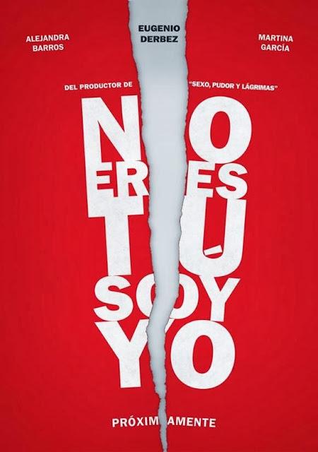 No Eres Tú Soy Yo DVDRip Español Latino