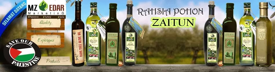 Minyak  Zaitun Palestine