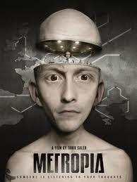 Capa - Metropia