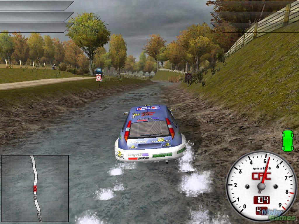 Cross racing championship 2005 PC game crack Download