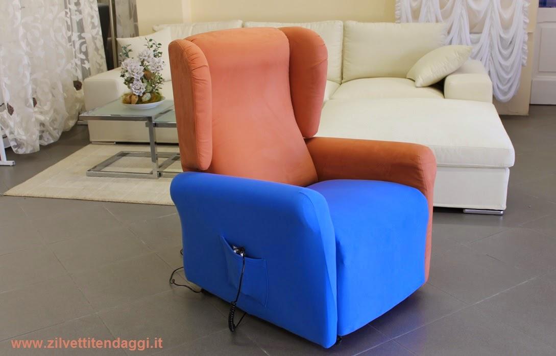 Copripoltrona in tessuto elasticizzato per poltrone relax ...
