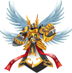 imagen del arch knight de monster legends