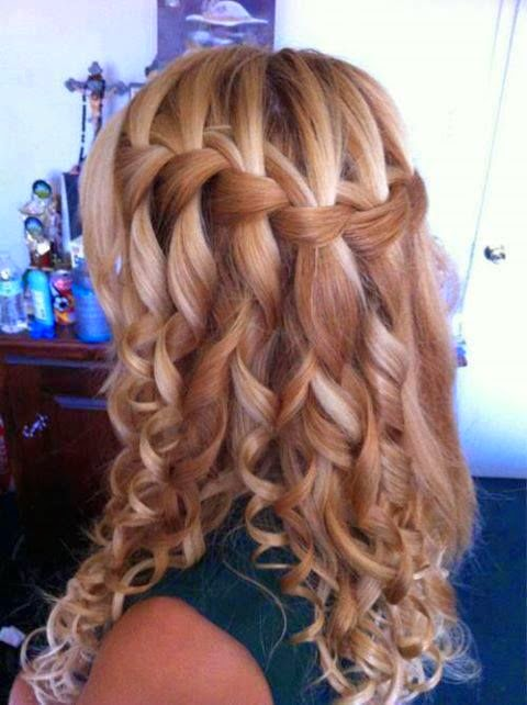 See more Nice long hair style