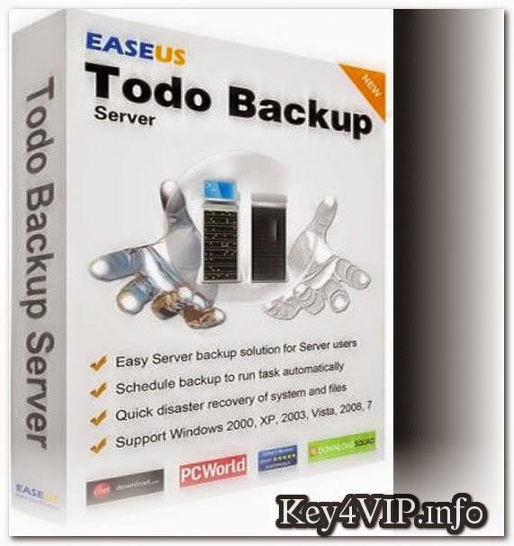 EaseUS Todo Backup Advanced Server v7.5 Full Key,Phần mềm sao lưu và phục hồi Windows Server