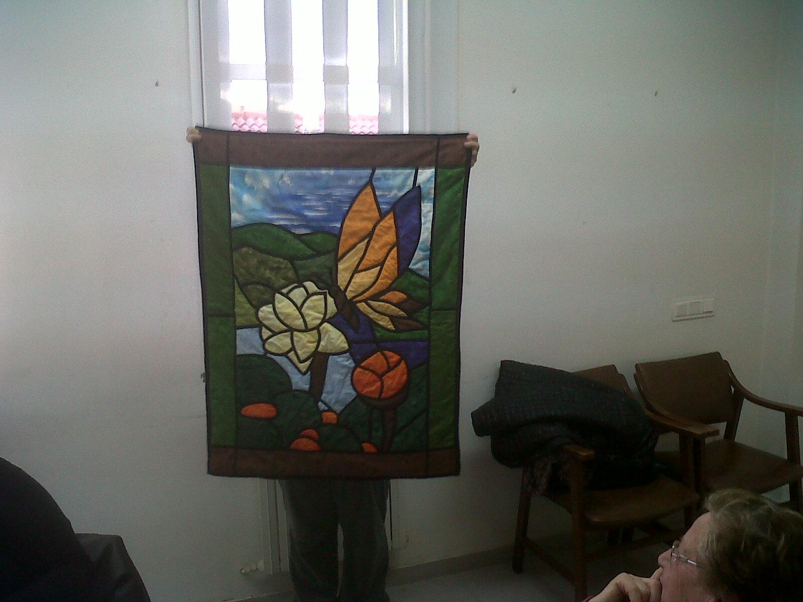 Labores artesanas vidrieras - Almazuelas patrones gratis ...