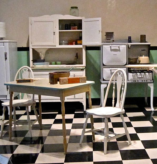 Funky Kitchen Flooring: The Country Farm Home: Farmhouse Style Kitchens With
