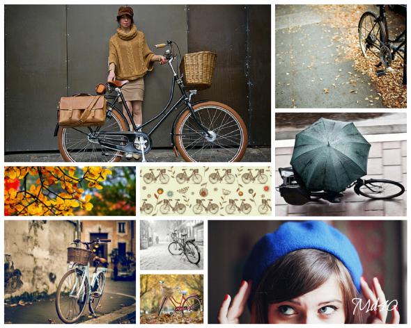 dia mundial de la bicicleta moodboard otono invierno