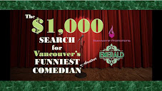 $1,OOO SEARCH FOR VANCOUVER'S FUNNIEST (Amateur) COMEDIAN