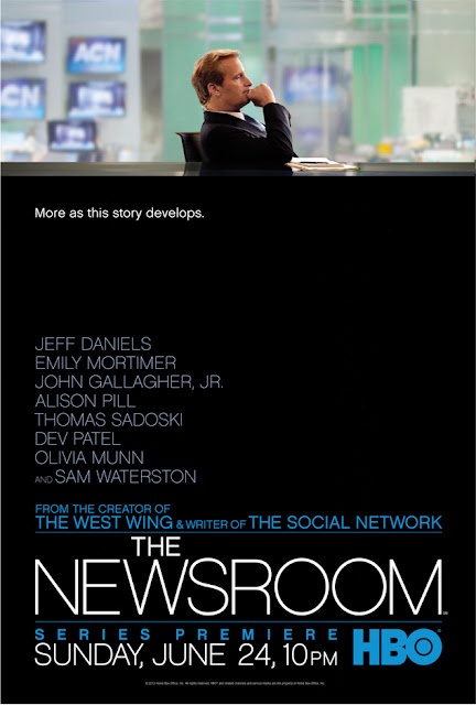 The Newsroom coming to HBO