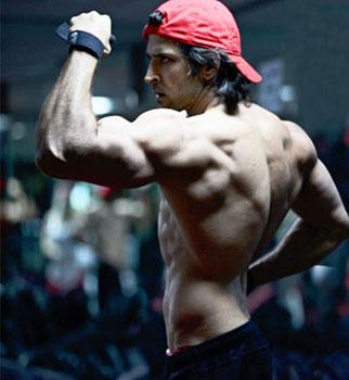 krrish 3 hrithik roshan amazing body building photos