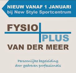 1op 1 samenwerking met Fysio Plus van der Meer