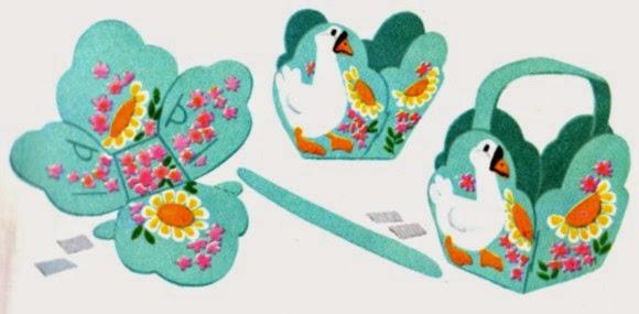 katiecrackernuts.blogspot.com || instructions to make an easter basket