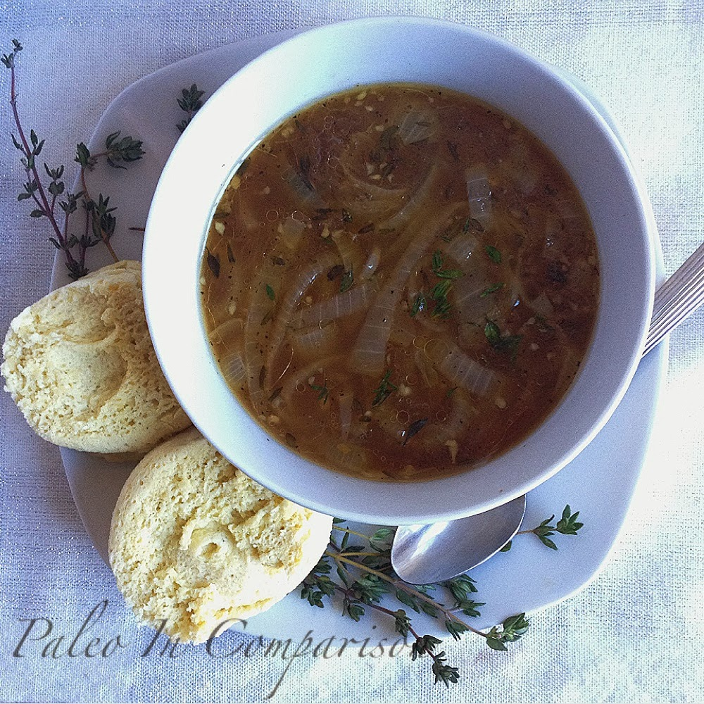 Paleo In Comparison: French Onion Soup (with 21 Day Sugar Detox ...