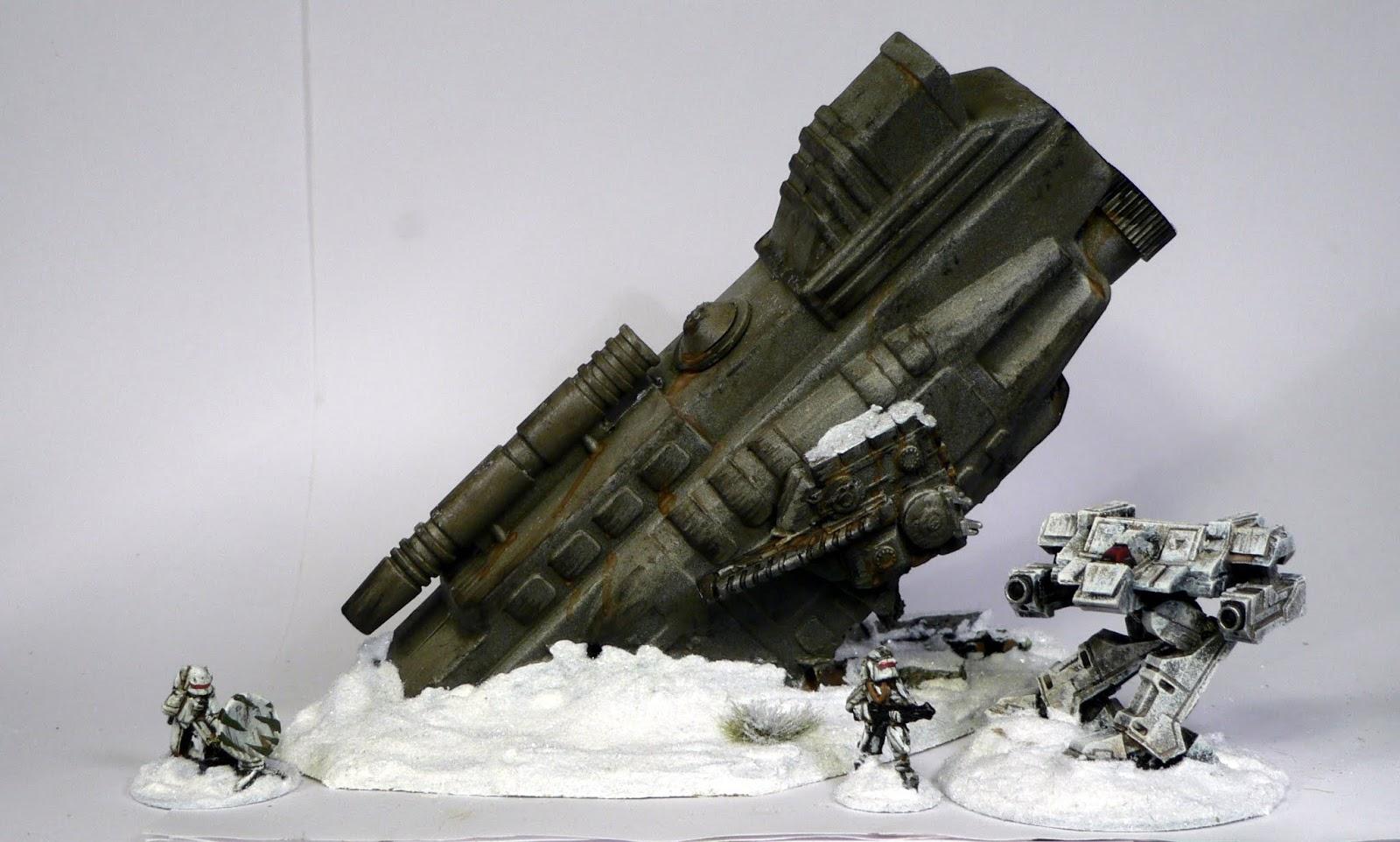 space ship crash - photo #23