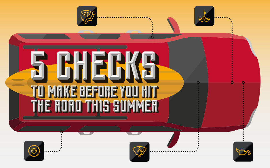Summer Maintenance Checks For Your Vehicle