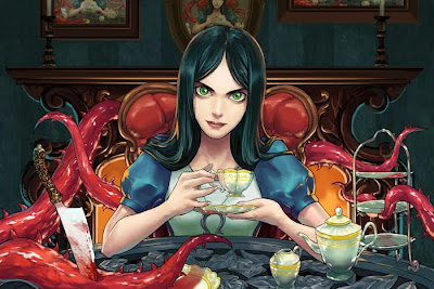 Alice liddell madness returns hentai sfm compilation - 2 2