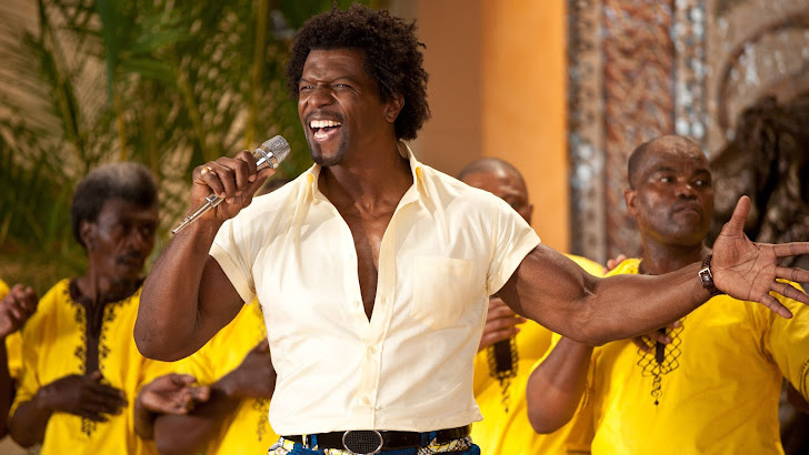 Terry Crews Movie Blended