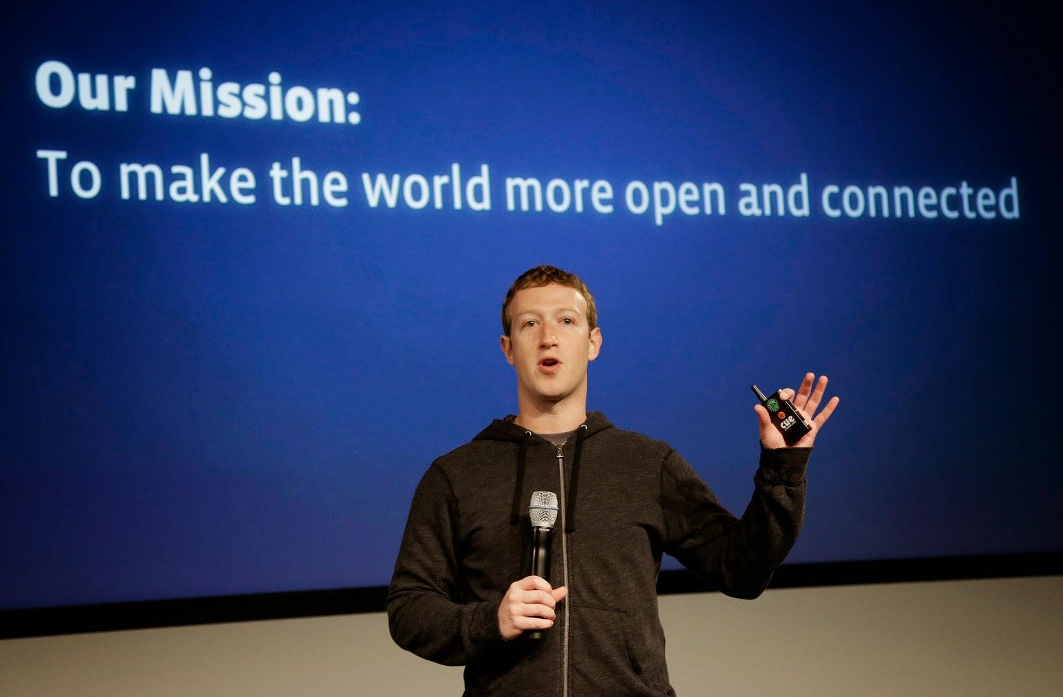 بعد اتهامها بالاحتكار، فيسبوك تعلن عن خطوتها الجديدة في مشروع الإنترنيت المجاني