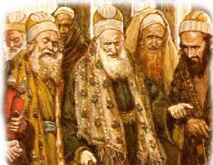 Les scribes et les pharisiens enseignent dans la chaire de Moïse.