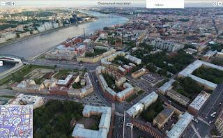 Прогулки по улицам в Яндексе.
